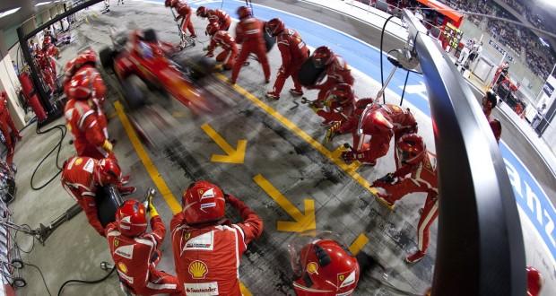 как попасть в Формулу 1