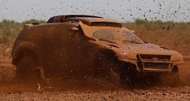 ралли по грязи