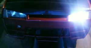 Устройство ксеноновой лампы